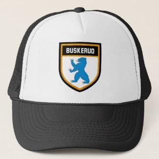Boné Bandeira de Buskerud