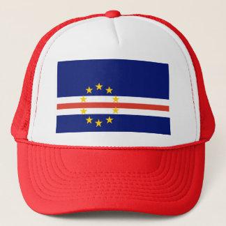 Boné Bandeira de Cabo Verde
