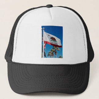 Boné Bandeira de Califórnia