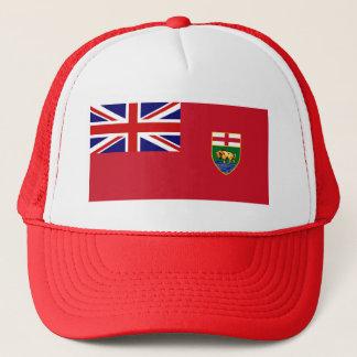 Boné Bandeira de Canadá Manitoba