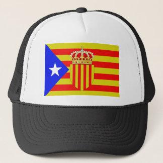 Boné Bandeira de Catalonia