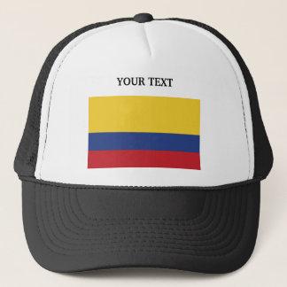 Boné Bandeira de Colômbia