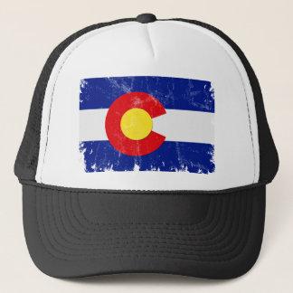 Boné Bandeira de Colorado afligida
