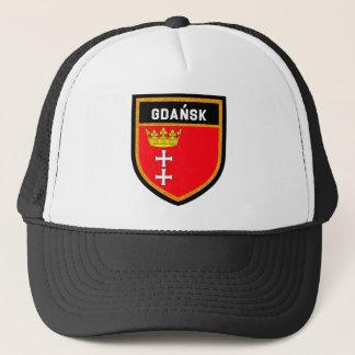 Boné Bandeira de Gdańsk