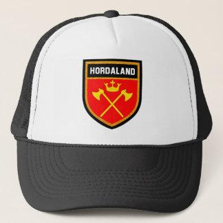 Boné Bandeira de Hordaland