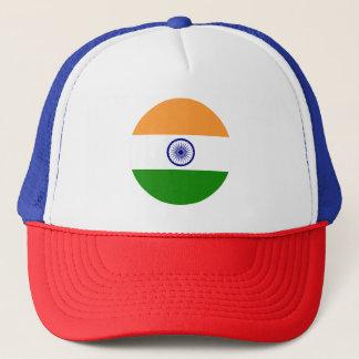 Boné Bandeira de India