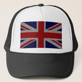 Boné Bandeira de ingleses da bandeira do jaque de união