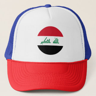 Boné Bandeira de Iraque