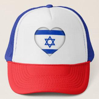 Boné Bandeira de Israel