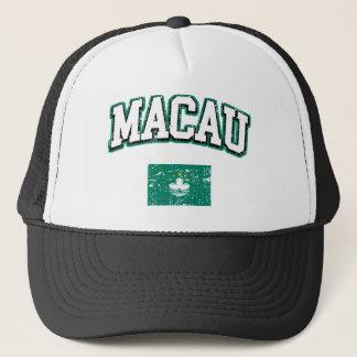 Boné Bandeira de Macau
