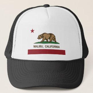 Boné bandeira de malibu Califórnia