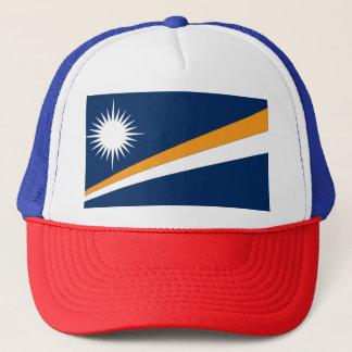 Boné Bandeira de Marshall Islands