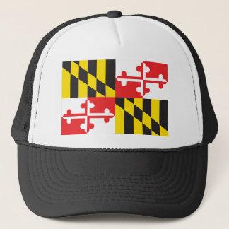 Boné Bandeira de Maryland