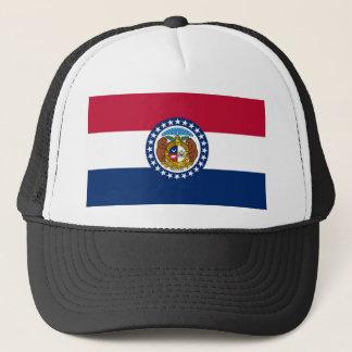 Boné Bandeira de Missouri