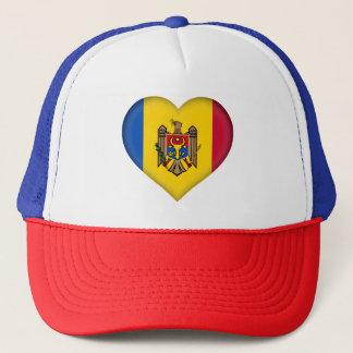 Boné Bandeira de Moldova