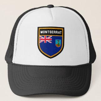 Boné Bandeira de Montserrat