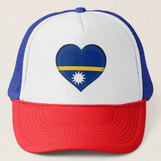 Boné Bandeira de Nauru
