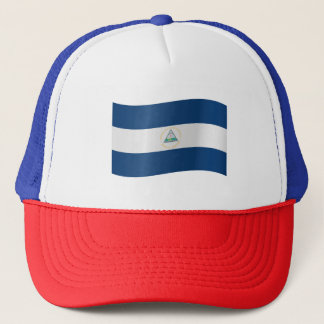 Boné Bandeira de Nicarágua