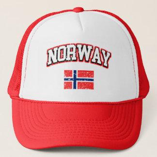 Boné Bandeira de Noruega