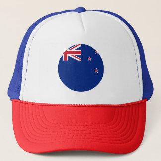 Boné Bandeira de Nova Zelândia