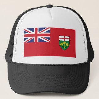 Boné Bandeira de Ontário