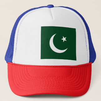 Boné Bandeira de Paquistão