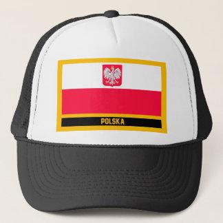 Boné Bandeira de Polska