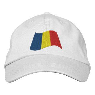 Boné Bandeira de República do Tchad
