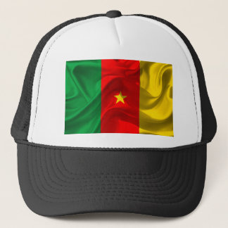 Boné Bandeira de República dos Camarões
