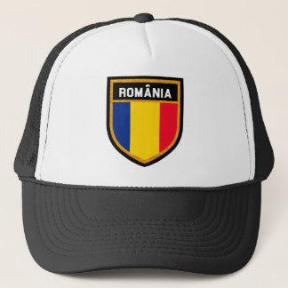 Boné Bandeira de Romania