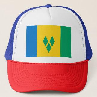 Boné Bandeira de São Vicente e Granadinas