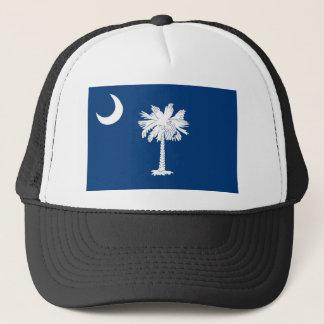 Boné Bandeira de South Carolina