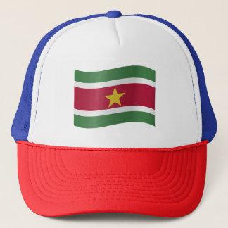 Boné Bandeira de Suriname