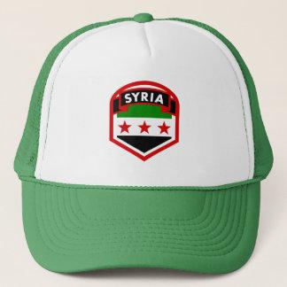 Boné Bandeira de Syria