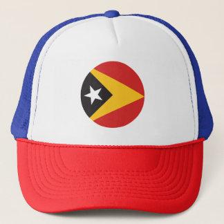 Boné Bandeira de Timor-Leste
