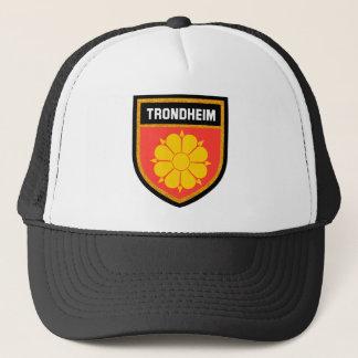 Boné Bandeira de Trondheim