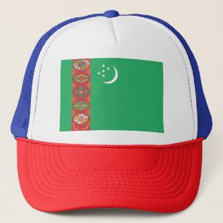Boné Bandeira de Turkmenistan