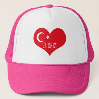 Boné Bandeira de Turquia