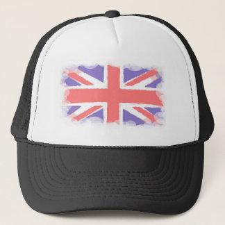 Boné Bandeira de união do Reino Unido