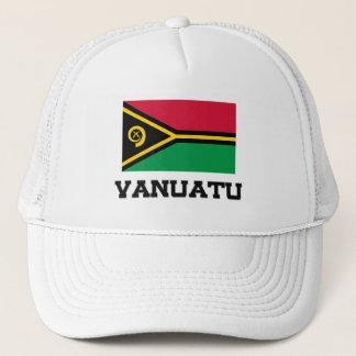 Boné Bandeira de Vanuatu