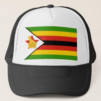 Boné Bandeira de Zimbabwe África