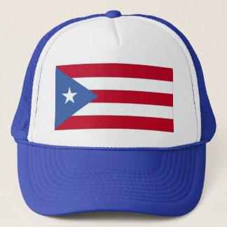 Boné Bandeira do chapéu de Puerto Rico