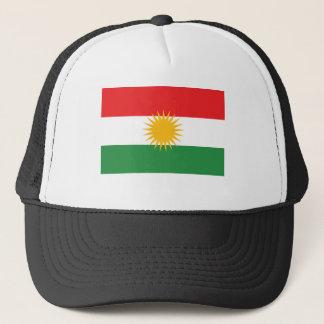 Boné Bandeira do Curdistão
