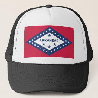 Boné Bandeira do estado de Arkansas