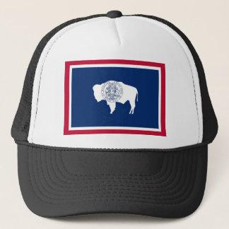 Boné Bandeira do estado de Wyoming