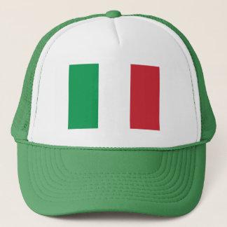 Boné Bandeira italiana patriótica