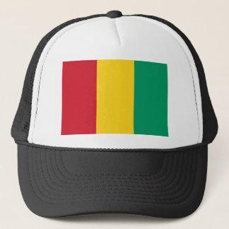 Boné Bandeira nacional do mundo da Guiné