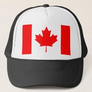 Boné Bandeira nacional do mundo de Canadá