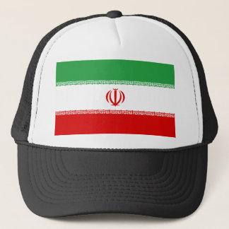 Boné Bandeira nacional do mundo de Irã