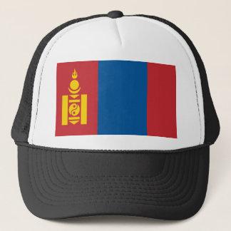 Boné Bandeira nacional do mundo de Mongolia